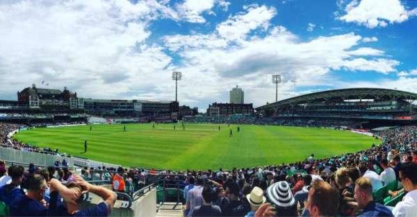 Kia Oval, Bereich: JM Finn Stand 20, Reihe: 22, Platz: 655