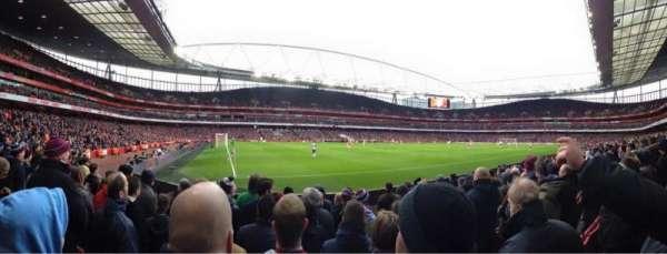 Emirates Stadium, Abschnitt: 20, Reihe: 8, Platz: 622