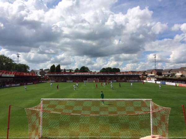 Wham Stadium, Abschnitt: Coppice Terrace