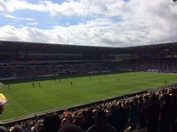 Cardiff City Stadium, Abschnitt: 119