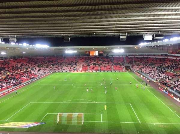 Stadium Of Light, Abschnitt: P30, Reihe: 7, Platz: 58