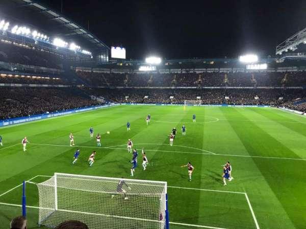 Stamford Bridge, Abschnitt: Shed End Upper 3, Reihe: 4, Platz: 130