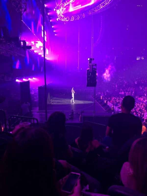 T-Mobile Arena, Abschnitt: 3, Reihe: L, Platz: 6