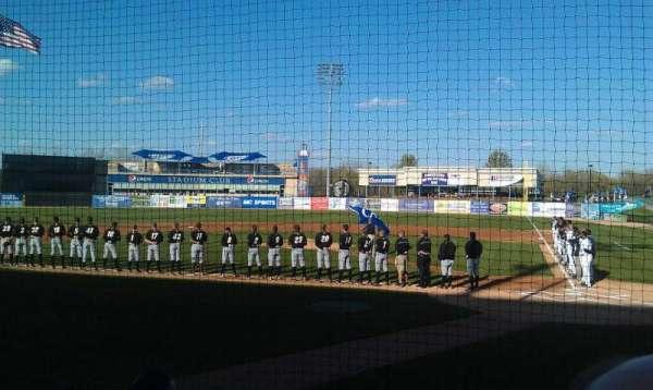 Fifth Third Ballpark, Abschnitt: 120, Reihe: 4, Platz: 12