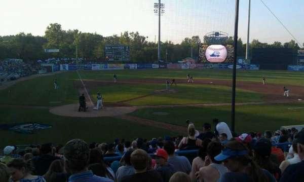 Fifth Third Ballpark, Abschnitt: 214, Reihe: 16, Platz: 17