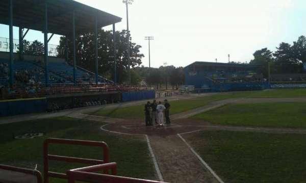 C. O. Brown Stadium, Abschnitt: 5, Reihe: 2, Platz: 4