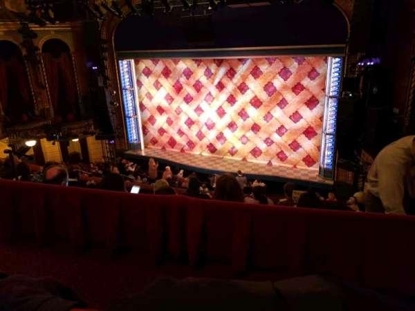 Brooks Atkinson Theatre, Abschnitt: Center Mezzanine, Reihe: E, Platz: 101