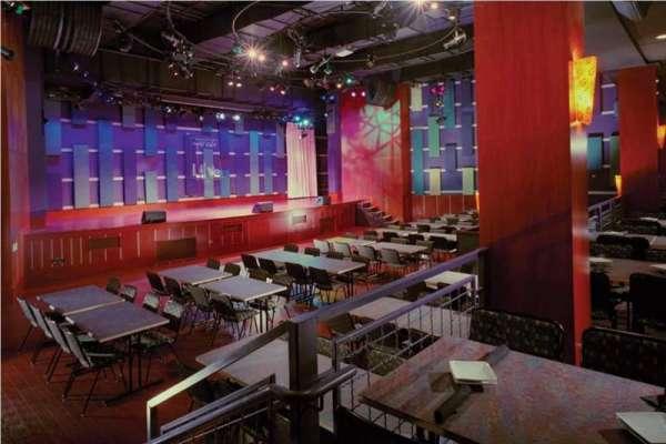 World Cafe Live, Abschnitt: Downstairs Bar Level, Reihe: 1, Platz: 1