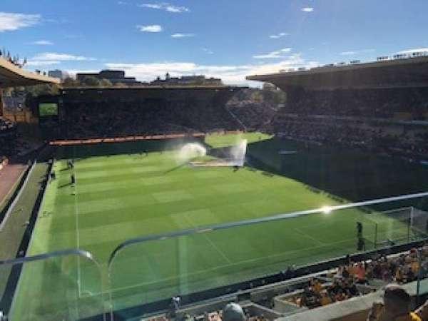 Molineux Stadium, Bereich: PU2, Reihe: B, Platz: 24