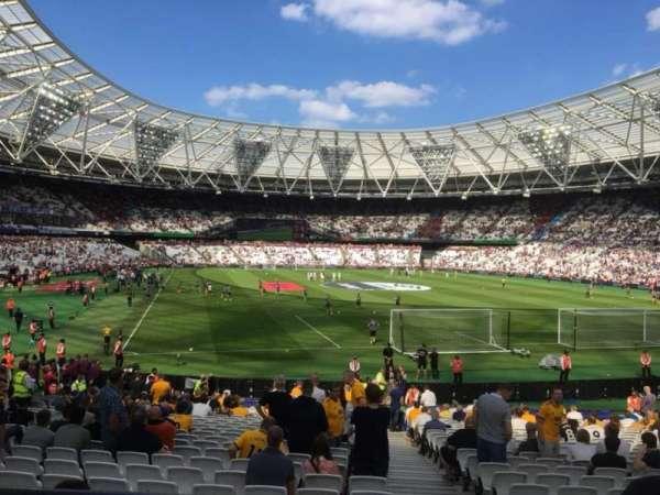 London Stadium, Abschnitt: Away Disabled Section