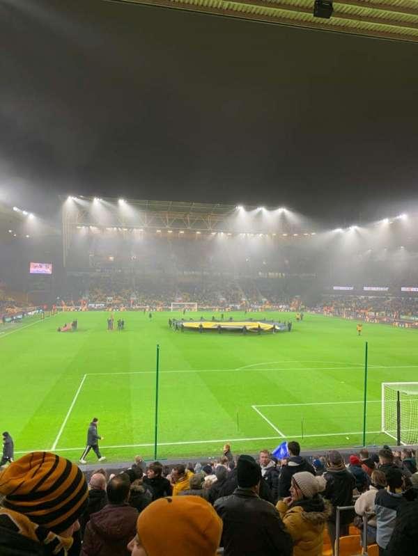 Molineux Stadium, Bereich: SL4, Reihe: W, Platz: 111