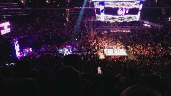 Madison Square Garden, Abschnitt: 223, Reihe: 8, Platz: 14