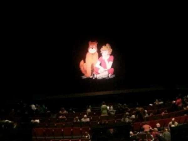Durham Performing Arts Center, Abschnitt: Grand Tier 6, Reihe: A, Platz: 122