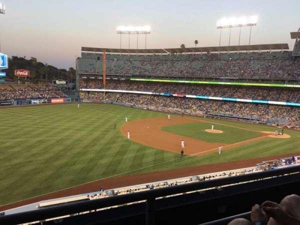 Dodger Stadium, Abschnitt: Executive Club, Reihe: D, Platz: 3