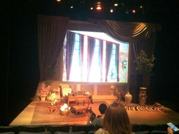 Theatre at St. Clement's, Abschnitt: Orch, Reihe: E, Platz: 11