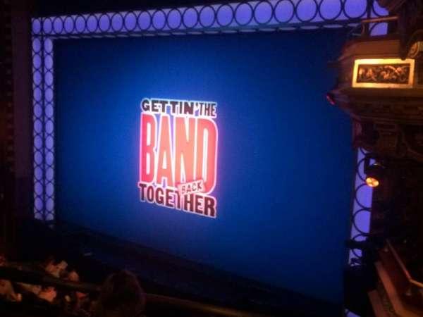 Belasco Theatre, Abschnitt: Mezz, Reihe: C, Platz: 18