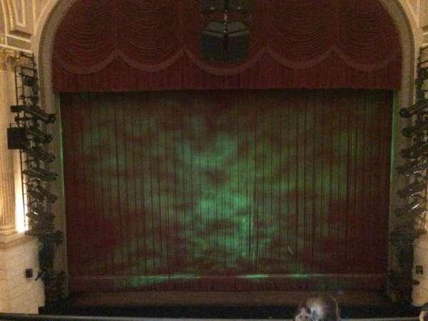 Samuel J. Friedman Theatre, Abschnitt: Front Mezz, Reihe: A, Platz: 110