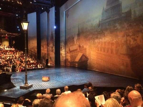 Vivian Beaumont Theater, Abschnitt: Orch, Reihe: J, Platz: 507