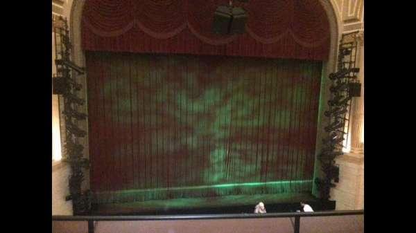 Samuel J. Friedman Theatre, Abschnitt: Front Mezz, Reihe: A, Platz: 106
