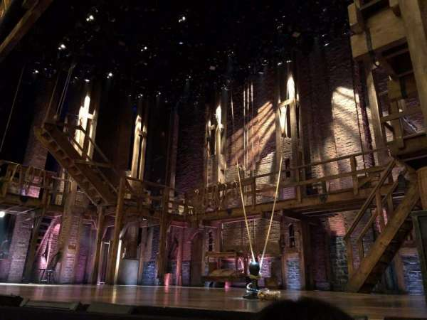 Richard Rodgers Theatre, Abschnitt: Orch Right, Reihe: A, Platz: 8