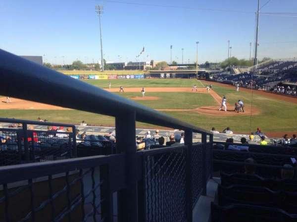 Peoria Sports Complex, Abschnitt: 205, Reihe: FF, Platz: 5