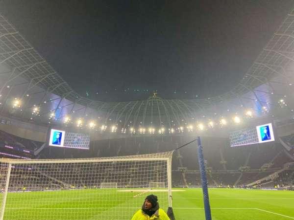 Tottenham Hotspur Stadium, Abschnitt: 112, Reihe: 3, Platz: 362