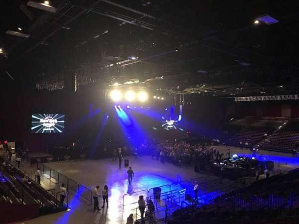 Hard Rock Live at Etess Arena, Abschnitt: 311, Reihe: G, Platz: 11