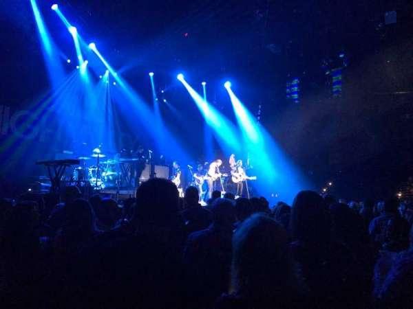 Hard Rock Live at Etess Arena, Abschnitt: Floor