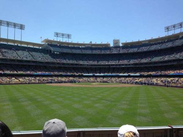Dodger Stadium, Abschnitt: 311PL, Reihe: C, Platz: 8