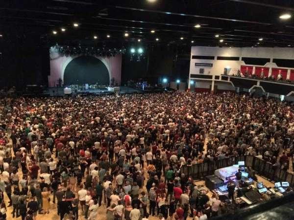 Motorpoint Arena Cardiff, Abschnitt: Balcony 2, Reihe: A, Platz: 50