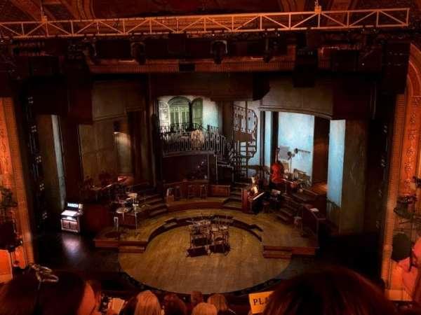 Walter Kerr Theatre, Abschnitt: Mezzanine C, Reihe: H, Platz: 103