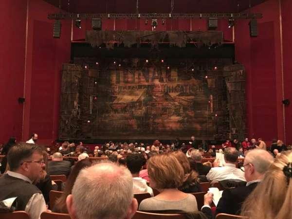 The Kennedy Center Opera House, Abschnitt: Orchestra, Reihe: X, Platz: 113