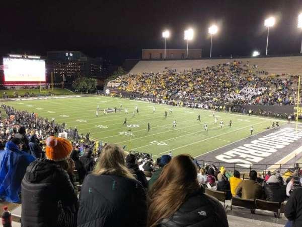 Vanderbilt Stadium, Bereich: I, Reihe: 31, Platz: 23