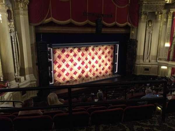 Boston Opera House, Abschnitt: MEZLFT, Reihe: A, Platz: 13
