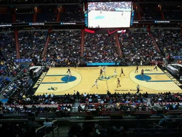 Capital One Arena, Abschnitt: 300