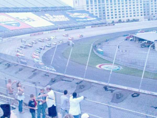 Dover International Speedway, Abschnitt: 132, Reihe: 8, Platz: 7