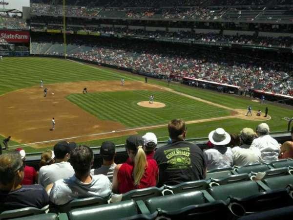 Angel Stadium, Abschnitt: C315, Reihe: f, Platz: 1
