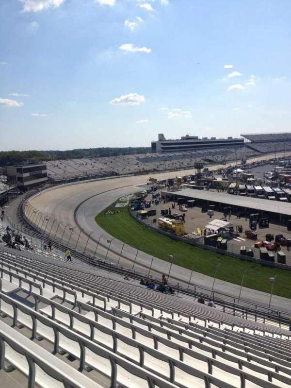 Dover International Speedway, Abschnitt: 213, Reihe: 28, Platz: 11