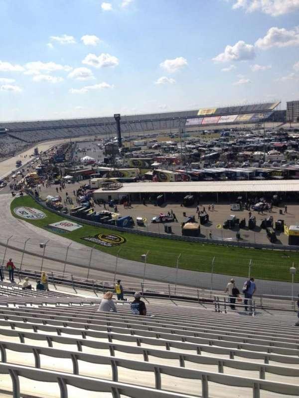 Dover International Speedway, Abschnitt: 222, Reihe: 24, Platz: 6