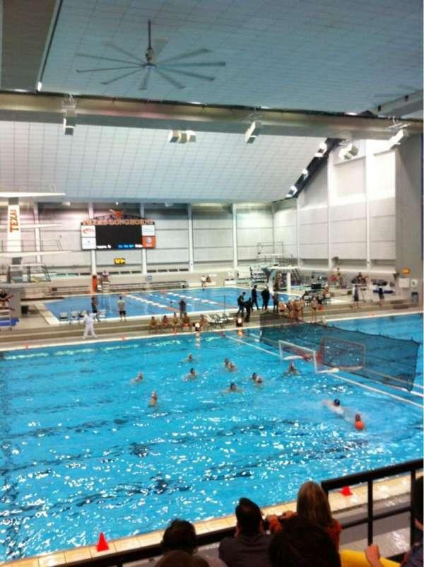 Jamail Texas Swimming Center, Reihe: 5, Platz: 25