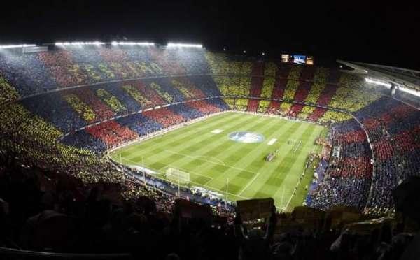 Camp Nou, Abschnitt: Gol Sur Nike, Reihe: 426, Platz: 3