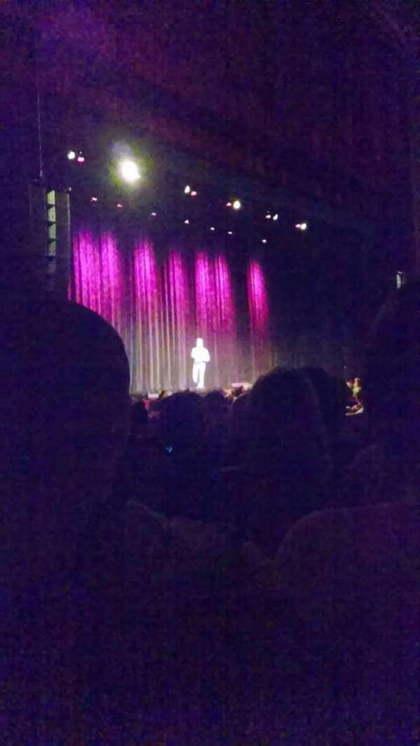 Chicago Theatre, Abschnitt: MNFL2L, Reihe: A, Platz: 217