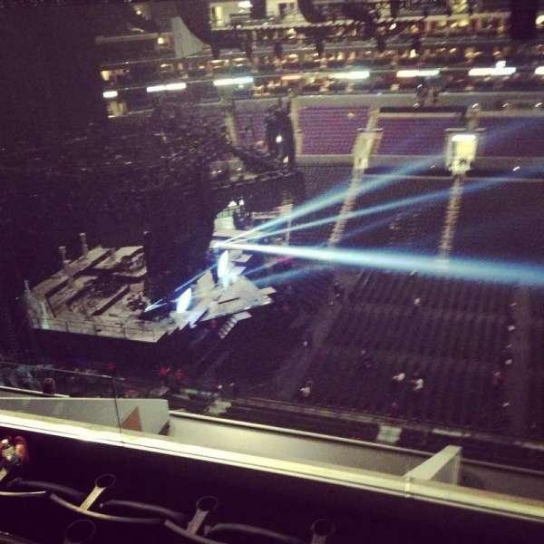 Staples Center , Abschnitt: 318, Reihe: 10, Platz: 15