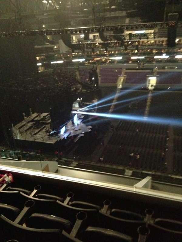 Staples Center, Abschnitt: 318, Reihe: 10, Platz: 15