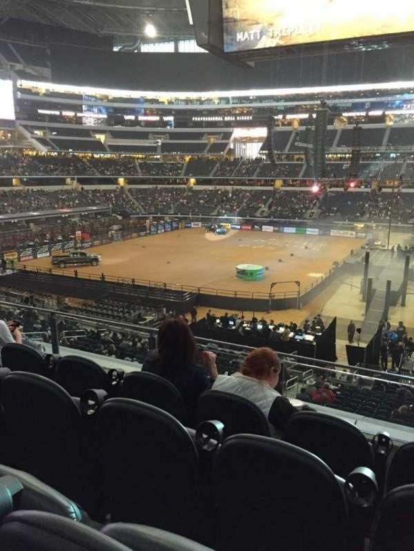 AT&T Stadium, Abschnitt: C209, Reihe: 4, Platz: 11
