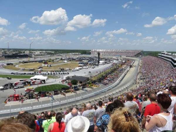 Dover International Speedway, Abschnitt: 123, Reihe: 58, Platz: 23
