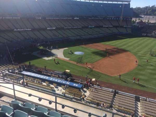 Dodger Stadium, Abschnitt: 28RS, Reihe: E, Platz: 6