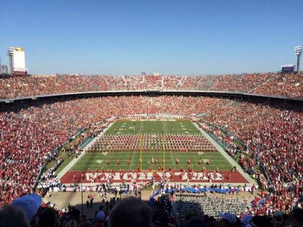 Cotton Bowl, Abschnitt: 138, Reihe: 17, Platz: 17