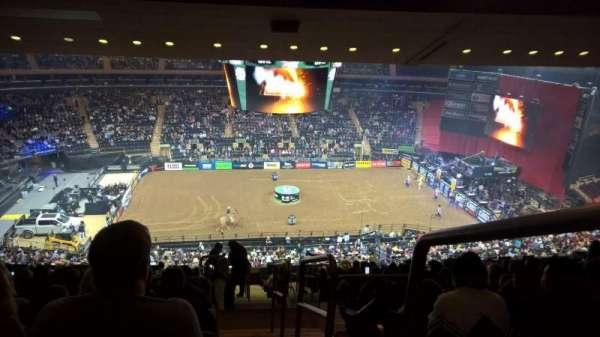 Madison Square Garden, Abschnitt: 210, Reihe: 17, Platz: 22