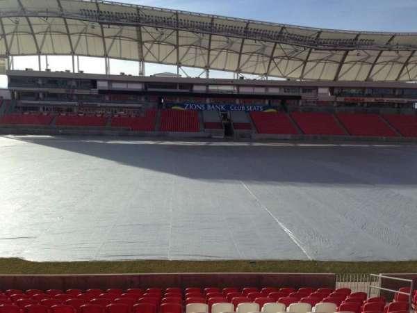 Rio Tinto Stadium, Abschnitt: 2, Reihe: p, Platz: 15